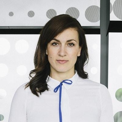 Magdalena Rogl, Microsoft Deutschland © Thomas Dashuber